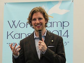 Matt Mullenweg, Founder of Wordpress
