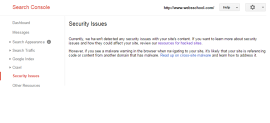 webmastar security issue