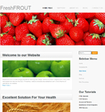 Free Website Template